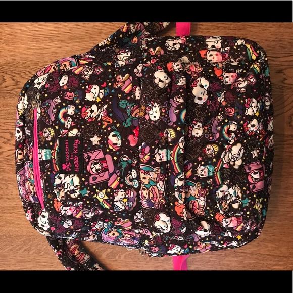 Sanrio x Tokidoki backpack 5bc3ed964b4d8